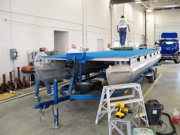 TIBF Release Boat Upgrade Picture
