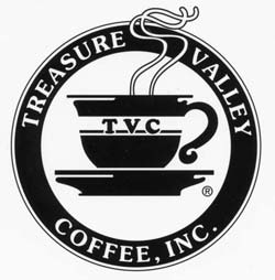 Treasure Valley Coffee Logo